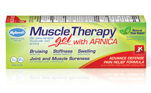 Hyland's - Analgesics - Muscle TherapyGel With Anica #4304