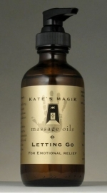 Kate's Magik Massage Oils - Letting Go #8227