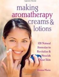 Making Aromatherapy for Creams and Lotions #1536
