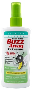 Quantum Derma - Buzz-Away Extreme 4 oz #1042