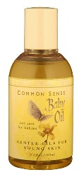 Common Sense Farm - Baby Oil #8302