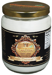 Organic Extra Virgin Coconut Oil #9650