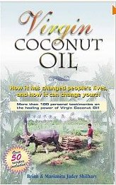 Virgin Coconut Oil Book #9655