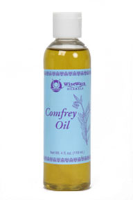 Wise Way Herbals - Comfrey Oil #375