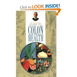 Dr. Christopher's Guide to Colon Health #9743
