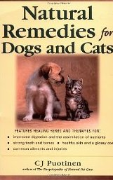 Natural Remedies for Dogs and Cats Book #9752