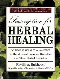 Prescription For Herbal Healing #9724