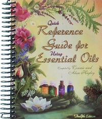 Quick Reference Guide For Using Essential Oils #9705