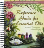 Reference Guide For Essential Oils #9722