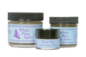 Wise Way Herbals - White Pine Salve #212