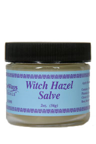 Wise Way Herbals - Witch Hazel Salve #642