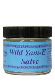 Wise Way Herbals - Wild Yam-E Salve #641